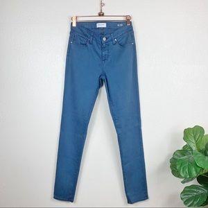 Denim - Big Star Alex skinny jeans size 27